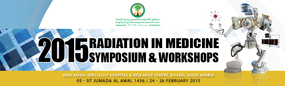 Invitation Letter For 2015 Radiation In Medicine Symposium Workshop